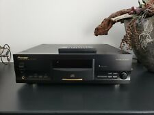 Pioneer PD-S707 PDS707 PDS 701 801 901 high end stable platter vintage cd-player