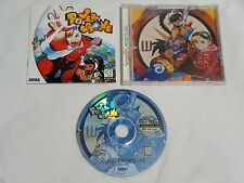 Power Stone 1 Sega Dreamcast Game COMPLETE powerstone US NTSC - Works Great