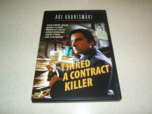 I HIRED A CONTRACT KILLER : MARGI CLARKE  REGION 2 DVD IMPORT