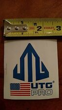 Utg American Flag Decal Only - Scope Mount Qd Lever 00004000  Mount