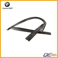 BMW E36 E46 323i 325i 330i 330xi Window Channel Seal - Window Guide Genuine