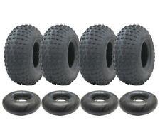 4 - 145/70-6 ATV tyre and tube set 50cc 90cc 110cc 75 kgs - Wanda P319 Quad tyre