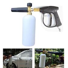 "High Pressure Washer Gun Jet 1/4"" Snow Foam Lance Cannon Car Clean Washer Bottle"