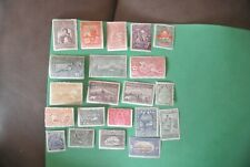 Armenia 21 Assorted Stamps