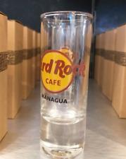 HARD ROCK CAFE Managua Nicaragua - SHOT GLAS