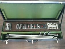 3 Pedal steel guitar 1981 Sho-Bud w/ Stand