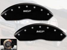 2003-2006 Toyota Tundra Front Black Engraved MGP Brake Disc Caliper Covers 2pc
