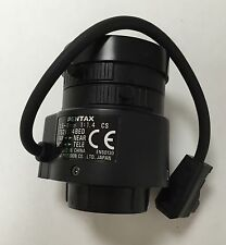 Pentax 3.5-8mm 1:1.4 CS Mount Day/Night Vari-Focal Lens. TS2V314BED (C70312FQ)