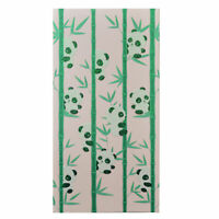 Panda Bear Pattern Chocolate Bar & Card In One Gift Idea