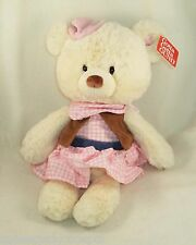 Rootin Tootin Cowgirl Dandi the Teddy Bear from Gund (4048379) New!