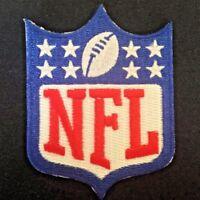NFL Logo Jersey Patch Crest Shield Badge Iron On Sew Shirt Jacket Bag Stars