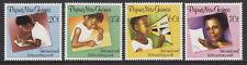 Papua New Guinea 1989 International Letter Writing Week