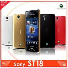 "Original Unlocked Sony Xperia Ray St18i 3.3"" TouchScreen Wifi GPS 8MP 3G Android"
