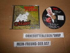 CD Pop Schlager Rene Pascal - Mausi (4 Song) MCD SUNNY MUSIC