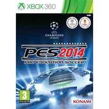 PES 2014 PER XBOX 360 PRO EVOLUTION SOCCER UEFA CHAMPIONS LEAGUE