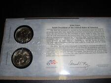 2009 JOHN TYLER PRESIDENTIAL DOLLARS FDI