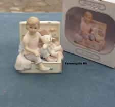 Annie Rowe Ready to go Porcelain Figurine By Leonardo