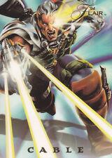 Marvel Univers:94 Flair-1994-Lot 20-Power Blast Card