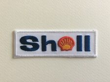 A215 // ECUSSON PATCH AUFNAHER TOPPA / NEUF / SHELL / 8.5*3 CM