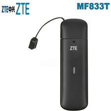 ZTE MF833T 4G LTE-FDD Cat4 USB Stick Hotspot 150Mbps Mifi Modem Dongle Unlocked