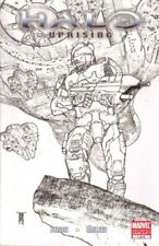 Halo Uprising #1 Limited 2nd Printing Variant Edition NM