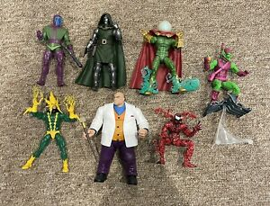 Marvel Legends Bundle- Villains