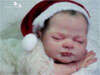 Studio-Doll Baby  Reborn  boy  YLENIA by Elisa Marx  SO CUTE BABY