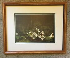 Andrew Wyeth 1961 May Day Matted & Framed Print~Nice mid sized print
