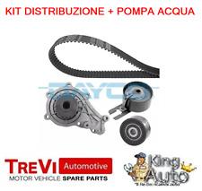 KIT DISTRIBUZIONE + POMPA ACQUA TREVI FORD FOCUS C-MAX C4 207 307 1.6 TDCI HDI
