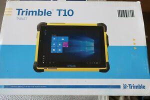 NEW Trimble T10 Tablet NEW 114051-25 NO TRIMBLE ACCESS