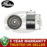 Gates Drive Belt Deflection Guide Pulley Fits Grand Vitara 1.9 DDiS - T36480
