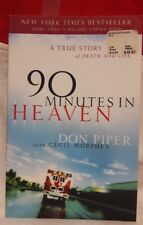 90 MINUTES IN HEAVEN By Don Piper With Cecil Murphy [Paperback]