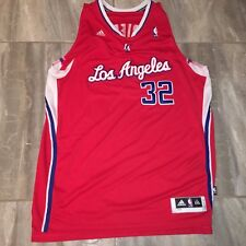Los Angeles Clippers Blake Griffin Jersey Mens 2XL Stitched Adidas