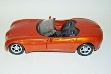 Dodge Convertible Copper Color by Maisto