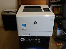 HP Colour LaserJet Pro Printer M452dn