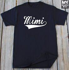 Mimi T-Shirt Mothers Day Gifts New Grandma Granny T Shirt Mimi Shirt