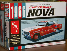 AMT 772 1966 Chevrolet Nova Bill Jenkins Grumpy's Toy 3 in 1 model kit 1/25