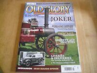 OLD GLORY STEAM & VINTAGE PRESERVATION MAGAZINE AUGUST 2017