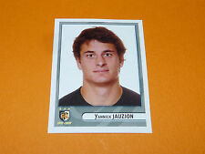N°399 JAUZION STADE TOULOUSAIN TOULOUSE PANINI RUGBY 2007-2008 TOP 14 FRANCE