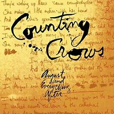 COUNTING CROWS August & Everything After LP Vinyl NEW 2017