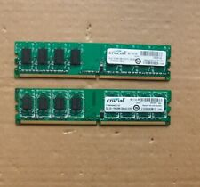1 GIG  PC2-5300 DDR2 RAM STICK  +2GIG PC2-5300 DDR2 RAM STICK