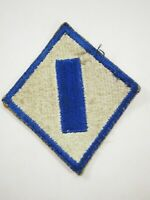 WWII U.S.Army 1st Service Command2 Shoulder Patch 1941-1946