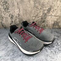 Altra Paradigm 4.5 Women's Grau Purple Lace Up Running Shoes Size 8
