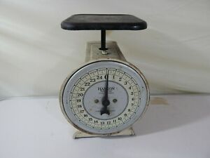 Vintage Hanson Model 2000 Utility Scale 25 Pounds Capacity *Made in USA*