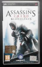 (02) PSP Assassin's Creed BLOODLINES