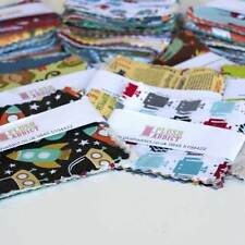 Crafts 1 - 2 Metres Charm 100% Cotton Fabric