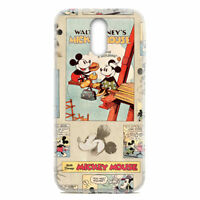 For ZTE Blade Spark/Grand X 4 X4 Case Cover Skin Mickey Mouse Oldcartoon V