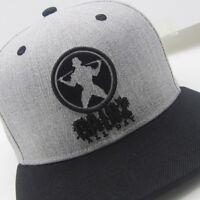 Workout Gym Hat GAINZ ALL DAY SnapBack, Hat, Gym Gear, Gym Hat, Snapback