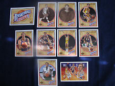 """PICK YOUR CARD FROM 1991-92 UPPER DECK JERRY WEST """"HEROES""""  2 CARDS FOR $.99"""