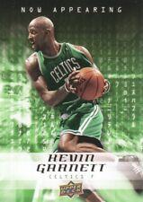 2009-10 Upper Deck Basketball Now Appearing #NA-10 Kevin Garnett Boston Celtics